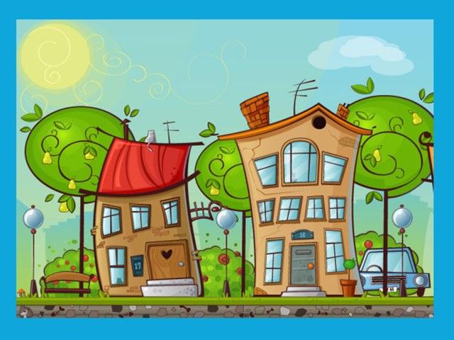 House Puzzle by Elide Goncalves