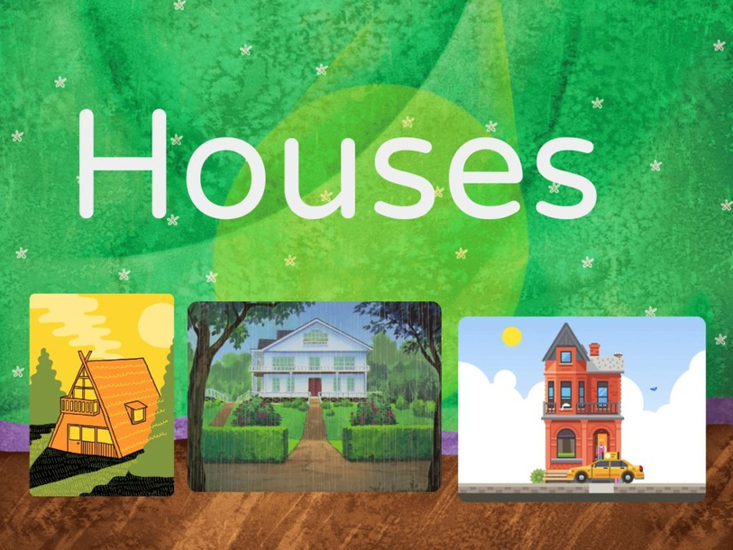 Houses Tap and Spell by Adjutor Ababon