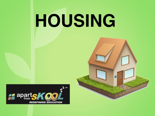Housing by TinyTap creator