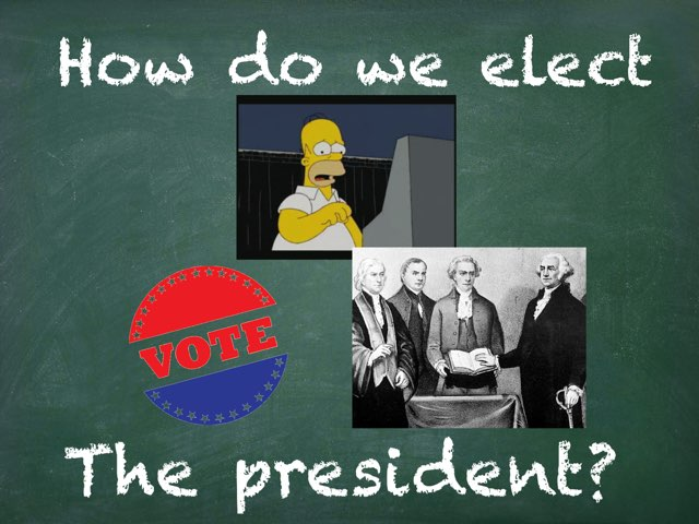 How Do We Elect the President? by Ely Eastman