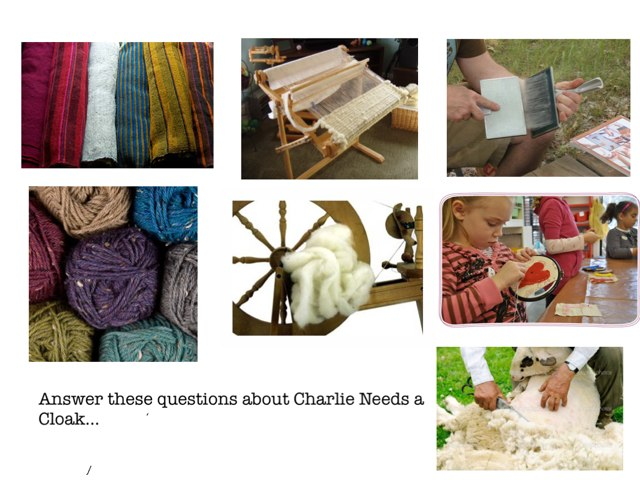 How Does Charlie Make A Cloak? by TMTH TMTH