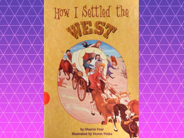 How I Settled The West by Nicholas Combs