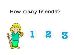 How Many Friends? by Amanda Chroma