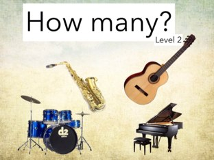 How Many? by Julie Gittoes-Henry