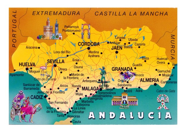 How Much Do You Know About Andalucia? by Susan Mulquiney