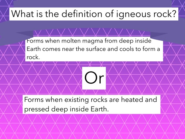 How Much Do You Know About Rocks? by Melissa Durkin