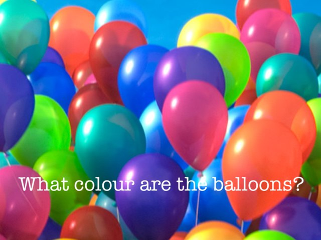 How To Say Colours In English by English Time