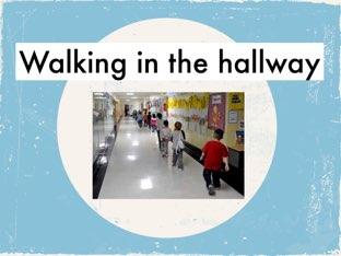 How To Walk In The Hallway by Heidi Root-Kulik