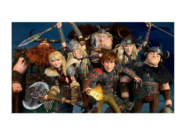 How to train your dragon 2 quiz by Lunalover Toys