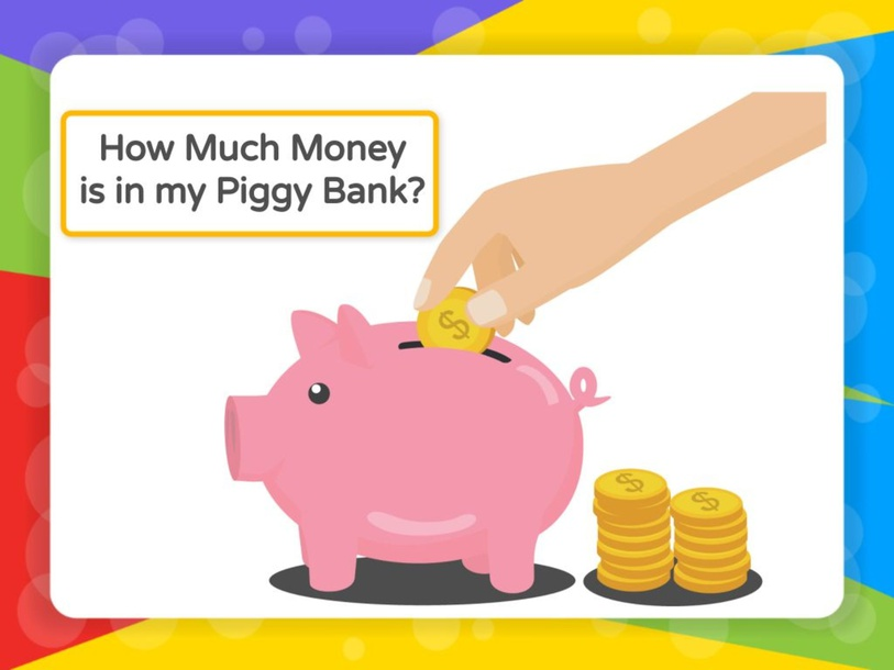How Much Money is in my Piggy Bank? by Tengku  Sarah