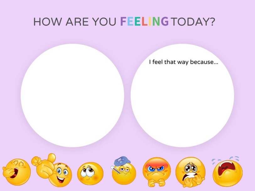 How are you feeling today? by teacherlucerobn