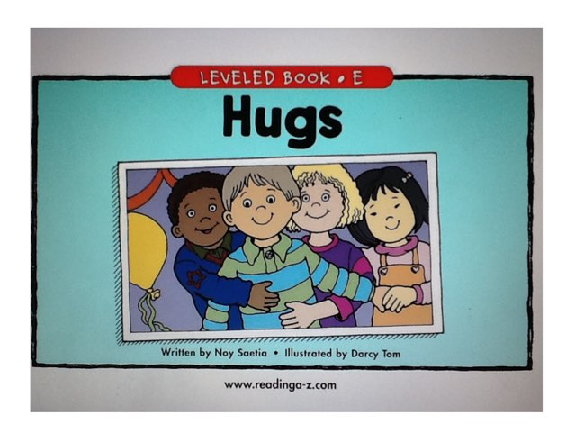 Hugs by Bethany Hentgen