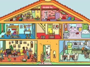 Huis - Wonen by Mpi logedist