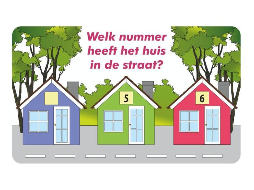Huisnummers by TinyTap creator