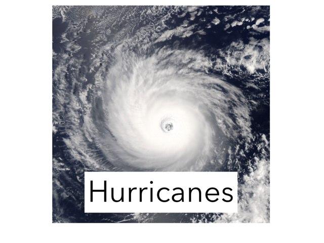 Hurricane  by Malorie Stuckey