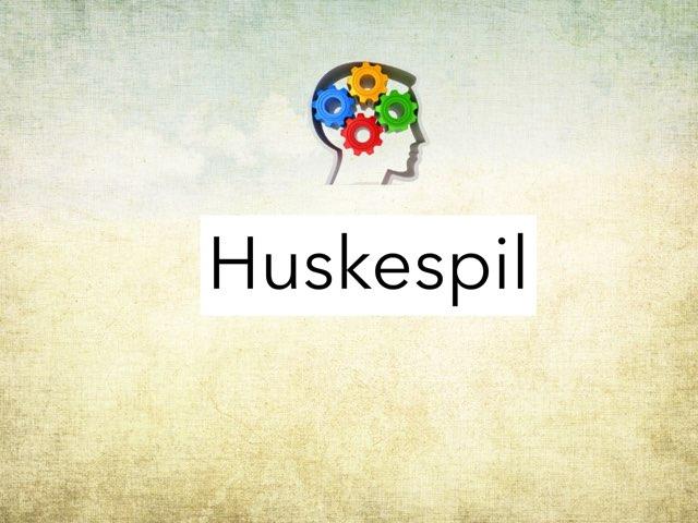 Huskespil by Jesper Homann