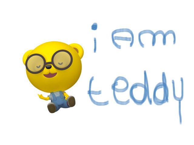 I Am Teddy by Julie Janssens