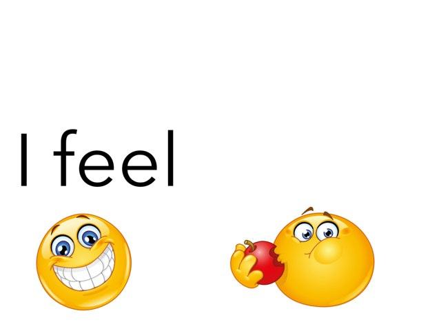 I Feel by Jennifer Riu