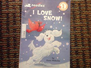 I Love Snow Read By Jake, Raniyah And Andy by Jennifer Or another-Vera