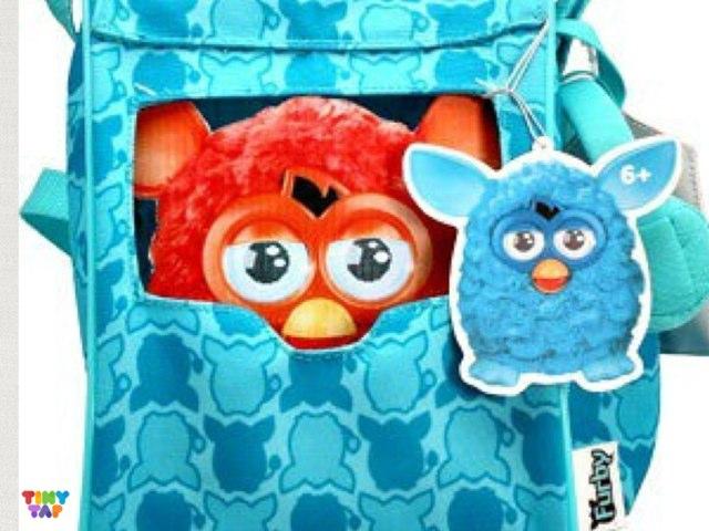 I S2 My Furby by Isaac Xavier