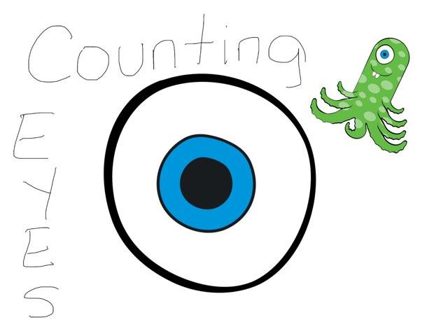 I See Monster Eyes by Amanda Bindel