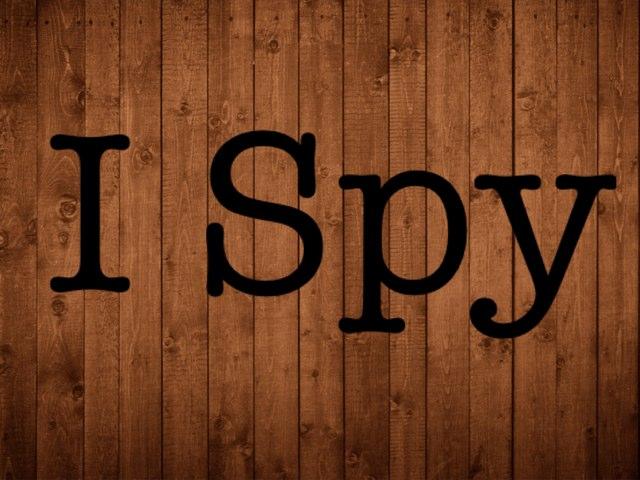 I Spy by Maya Roushdy