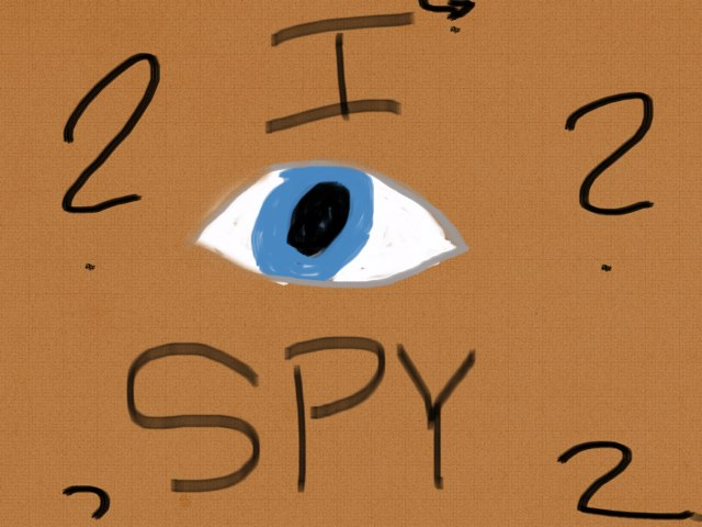 I Spy by Logan Brtek
