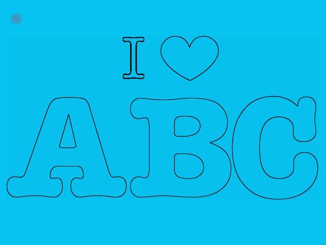 I love ABC by Mica Ela