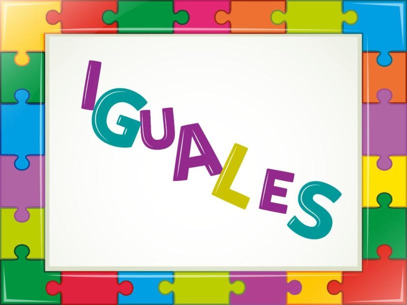 IGUALES  by Midori Meza Kawahira