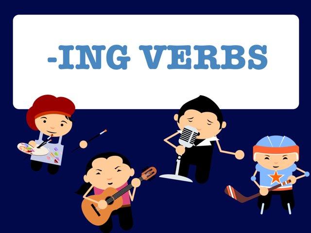 ING Verbs by Eli Catalan