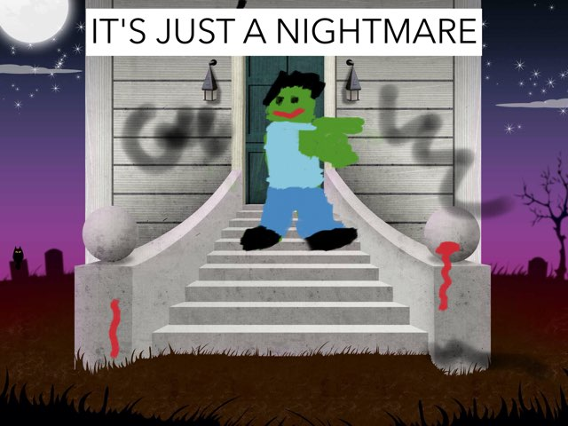 IT'S JUST A NIGHTMARE 1 by Finn Smith