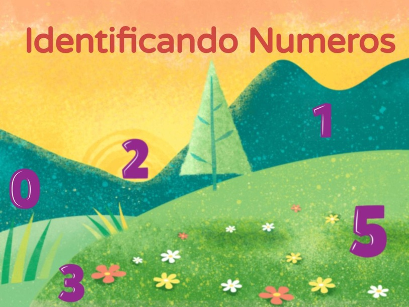 Identifica Numeros del 0 al 30 by Ruth Edwards