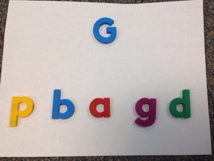 Identifying Lowercase Letters by Diane Lewis