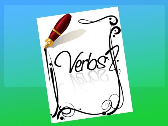 Identifying Verbs by Nedra Woods Singleton