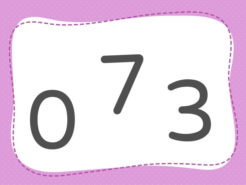 Identifying Numbers 0-10 by Leah Kuhl