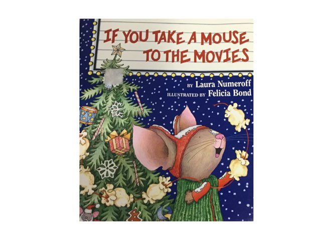 If You Take a Mouse to the Movies: Wh- Questions by Amanda Merrill