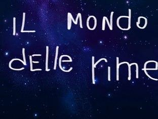 Il Mondo Delle Rime by Francesca Caruso
