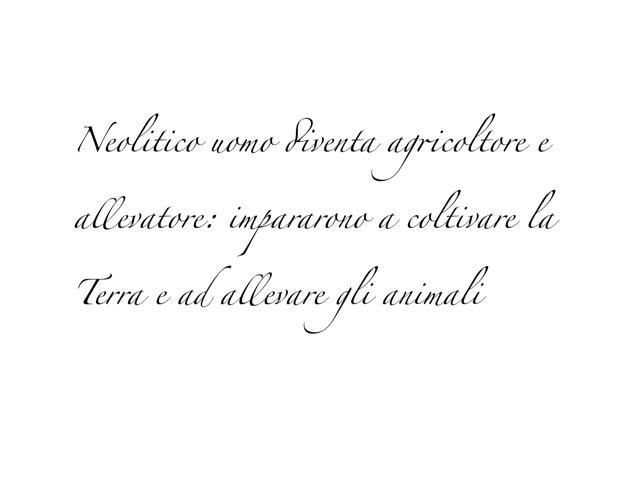 Il Neolitico 4 by Adriano Scotti