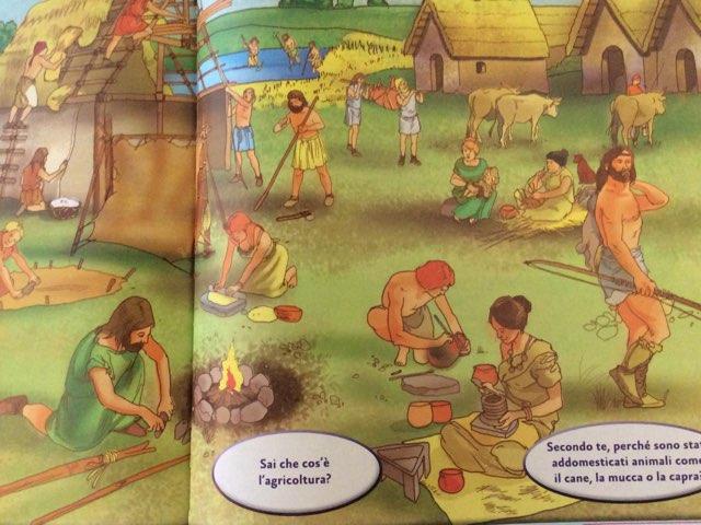 Il Neolitico di maestra Mariangela by Adriano Scotti