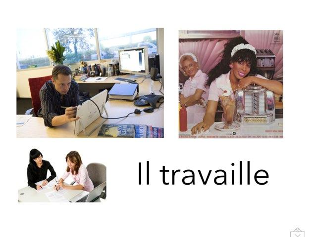 Il Travaille by Bryson Hyska