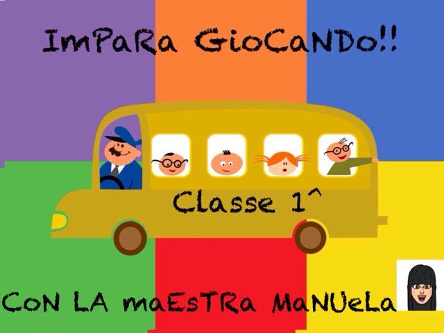Impara Giocando by Manuela Comba