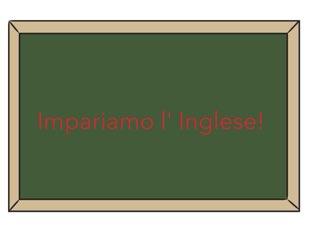 Impariamo L' Inglese by Simone De Maglie
