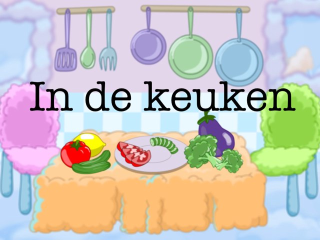 In De Keuken by Marilyn Hill