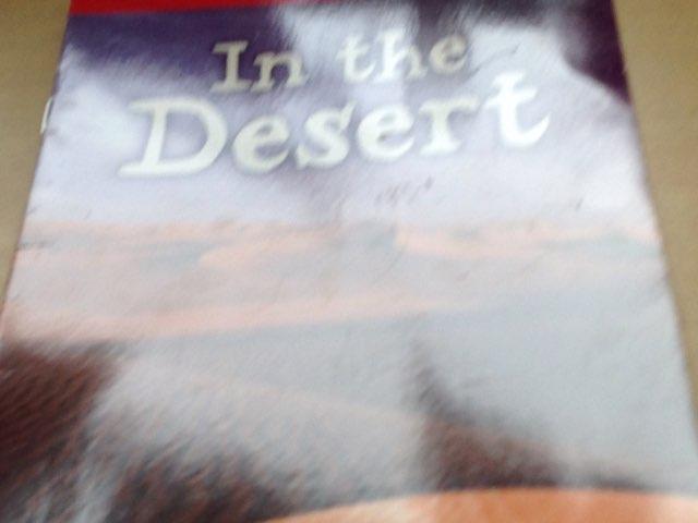 In The Desert With Aditya by Kinderone wolcott