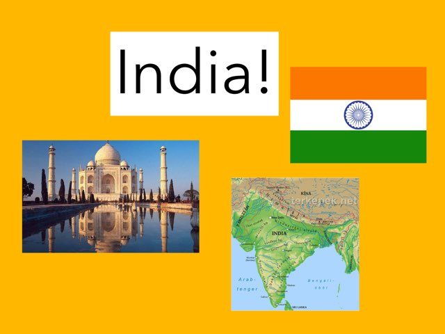 India Physical Features HCPSS by Susan Rodriguez