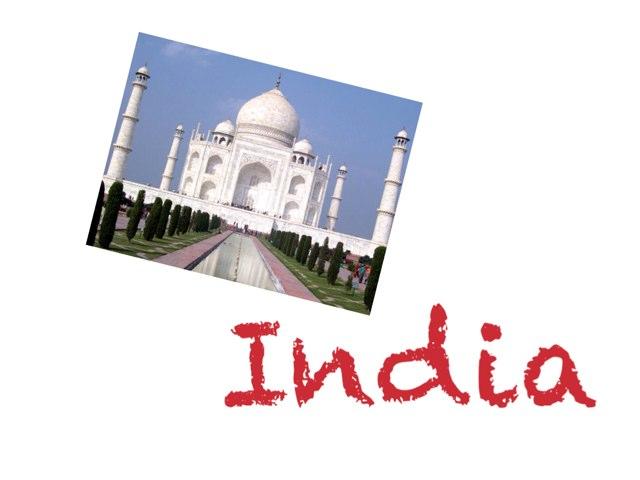 India  by Elizabeth Dodds