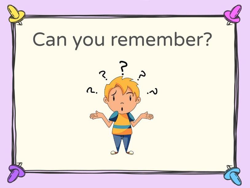 Information recall by Elaina Grumblatt