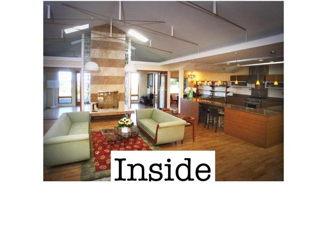 Inside Outside by Julie Gittoes-Henry