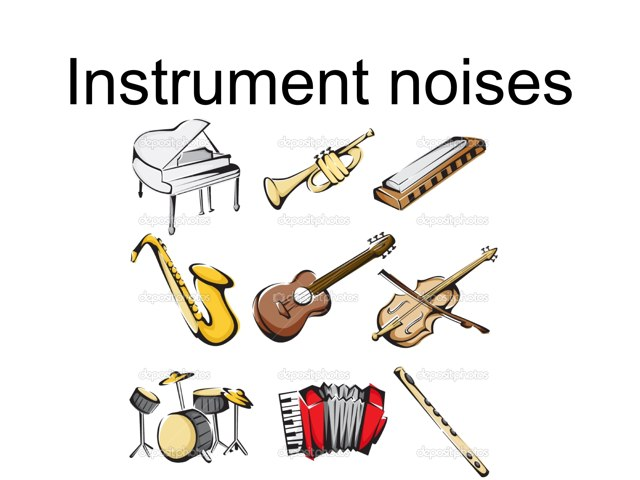 Instrument Noises by Belinda Job