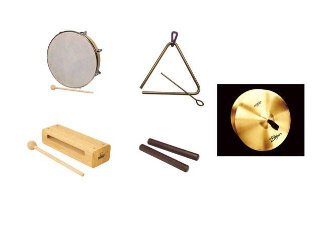 Instrumenten by Irene Irene